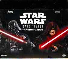 2016 TOPPS STAR WARS CARD TRADER HOBBY SEALED BOX - IN STOCK!