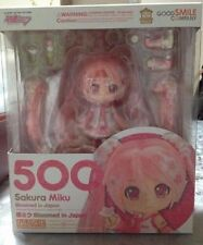 New Japan Anime Nendoroid Vocaloid Hatsune Sakura Miku 500# Figure With Box