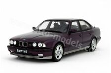 BMW m5 e34 Daytona violet Metallic Otto mobile 1:18 NEUF NEW