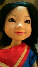 "BFC INK BEST FRIENDS MGA 18"" Doll Yuko 2010 Jointed Posable Asian Girls"