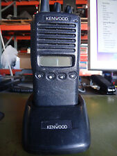 Kenwood TK-372G VHF Fm Hand Held radio with charger.