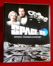Space 1999-licence officielle trading card binder-par imparable cartes