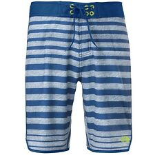 THE NORTH FACE NEW $60.00 MENS BLUE STRIPED SWIMSUIT SWIM BOARD SHORTS sz- 40