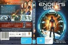 ENDER'S GAME-Harrison Ford, Abigail Breslin-Region 4-New AND Sealed