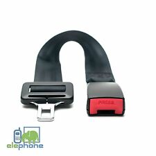36cm Adjustable Auto Car Seat Belt Extension Extender Safety Support Buckles New
