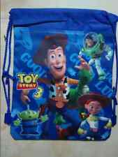 1PC Toy Story toys environmentally friendly clothing drawstring bag backpack _A#