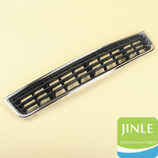 Front Bumper Lower Center Grill Inlet Grille Chrome For AUDI A4 Quattro B6 02-05
