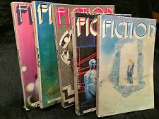 LOT de 5 FICTION n°331-333-335-336-337 (145R4)
