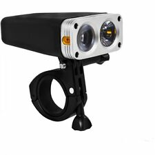 Electron F-650 LED USB Front Cycle Bike Light 650 Lumens with Helmet Mount