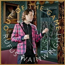 Out Of The Game - Rufus Wainwright (2012, CD NEUF)