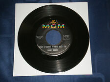 SANDY POSEY - WHAT A WOMAN IN LOVE WON'T DO - 1967 USA MGM LABEL SINGLE - EXC.