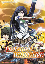 Magical Warfare: Complete Collection, New DVDs