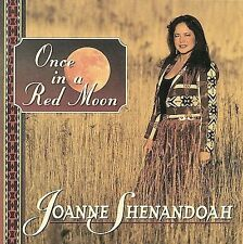 JOANNE SHENANDOAH - Once In A Red Moon CD ** Like New / Mint **