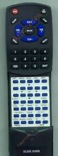 Replacement Remote for VIVITEK RP56HD22, RP56HD22A