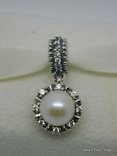 NEW!! AUTHENTIC PANDORA CHARM EVERLASTING GRACE #791385P  HINGED BOX *SPECIAL*