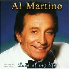 "Al Martino ""Love of My Life"" CD NEUF"