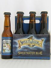 Sweet Water Brewing Company SweetWater BLUE Beer Mini 6 Pack Bottles in Carton