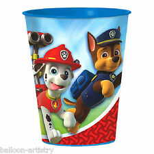 16oz Paw Patrol Puppy Pets Birthday Party Plastic Loot Treat Favour Cup
