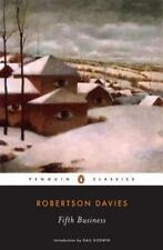Fifth Business (Deptford Trilogy) Davies, Robertson Books-Good Condition