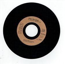 Alain SOUCHON Vinyle 45 tours FRENCHY BEBE BLUES - PAPA MAMBO - RCA 8458 RARE