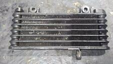 2001 Suzuki GSXR 1000 Motorcycle Engine Motor Oil Cooler Assembly Radiator Small