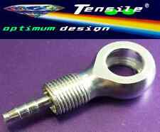 Tensile Hydraulic Cycle Brake Hose Fitting Alloy Banjo  Evoluzione Formula Hayes