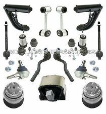 MERCEDES W210 V8 Front Control Arms Ball Joints Tie Rods Mounts SUSPENSION Kit