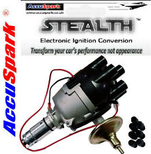 AcuuSpark Electronic Distributor with Screw Top for Jaguar E-Type & MKII