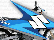 Suzuki DR 650 Factory Graphics Kit  2008 / Decal Kit / Sticker / Calcomania