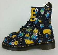 Doc Martens Limited Edition Adventure Time Boots Size M5 W6