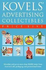Kovels' Advertising Collectibles Price List-ExLibrary