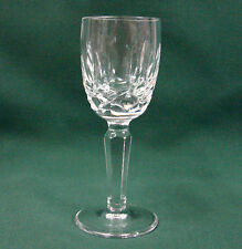 Waterford KILDARE Cordial Wine Stem Multiple Available NO CUT BASE