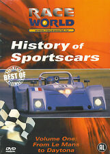 RaceWorld : History of Sportscars (DVD)