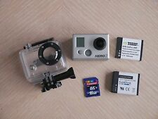 GoPro HD Hero2 with accessories - No reserve