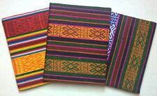NEW Handmade Small Diary/Journal Notebook From Nepal With Hand Woven Covers