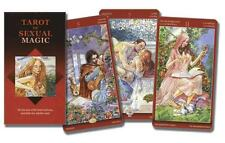 Tarot of Sexual Magic By Lo Scarbero Erotic Tarot Card Deck Cards Adult Psy Myst