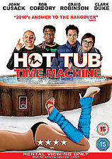 Hot Tub Time Machine & 47  Ronin dvds