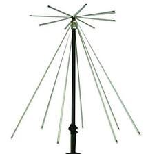 MFJ-1866 Vertical antenna, 10m-23cm discone, UHF