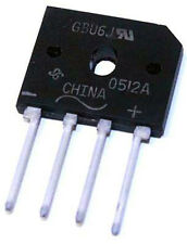 FBP005 Fagor Bridge Rectifier Diode 1 Phase 1.5A 50V V Silicon 4Pin RRM 5 PCS