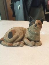 Marty Sculpture Cat Figurine