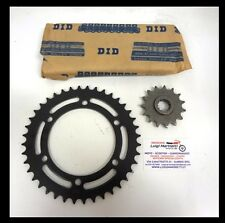 KIT CATENA CORONA PIGNONE Chain Crown Pinion KAWASAKI ZX 6R AFAM DID Z 15-40