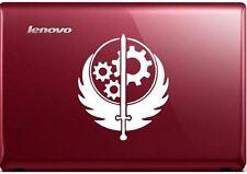 BROTHERHOOD OF STEEL PC GAME Laptop Vinyl die cut decal sticker