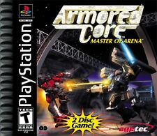 NEW PS Armored Core: Master of Arena