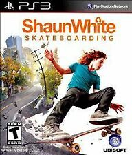 Shaun White Skateboarding COMPLETE Sony PlayStation 3 PS PS3 GAME