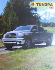 Mint  2013 Toyota TUNDRA 4X2 4X4 VEHICLE Brochure  '13