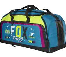 2017 FOX RACING TEAL PODIUM MX GEAR BAG ROHR OFFROAD DIRT BIKE BAJA 8228 CU IN