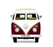 Original VW T1a T1c Samba Bus Schuco rot 1964 1:43 231099300E Y3D -NEU-