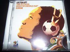 Listen Up Official 2010 FIFA Word Cup Various Album Shakira R. Kelly Dario G & M