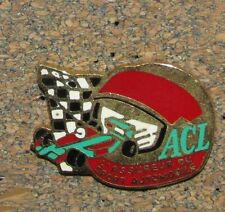 C2 RARE PIN BELLE QUALITÉ SIGNÉ HÉLIUM PARIS ACL SPORT AUTOMOBILE