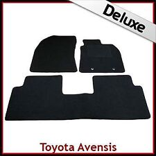 Toyota Avensis Mk3 2009 2010 2011 onwards Tailored LUXURY 1300g Carpet Car Mats